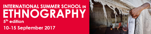 Summer School in Urban Ethnography