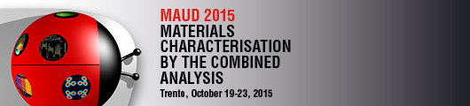 Materials Characterisation by the Combined Analysis