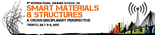 4th International Summer School on Smart Materials & Structures - A cross-disciplinary perspective
