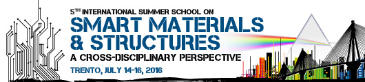 5th International Summer School on Smart Materials & Structures