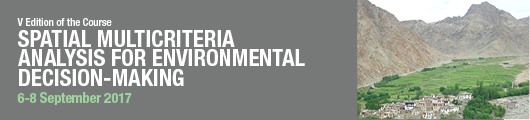 Spatial Multicriteria Analysis for Environmental Decision-Making