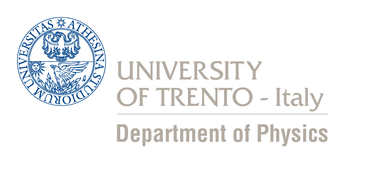 University of Trento, Department of Physics