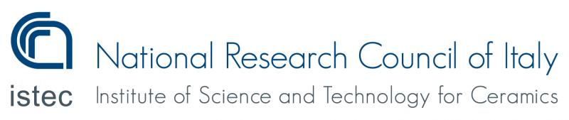 National Research Council of Italy - Institute of Science and Technology for Ceramics