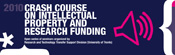 Crash course on intellectual property and research funding
