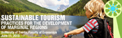 Sustainable tourism practices for the development of marginal regions