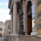 Sociologia e Ricerca Sociale, Trento (ingresso con vista sulla Cattedrale)