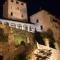 Castel Ivano, Ivano Francena, Trento (veduta notturna)